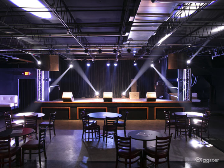 Fully Equipped Entertainment Venue with Bar Space Photo 3