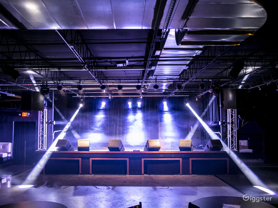 Fully Equipped Entertainment Venue with Bar Space Photo 1