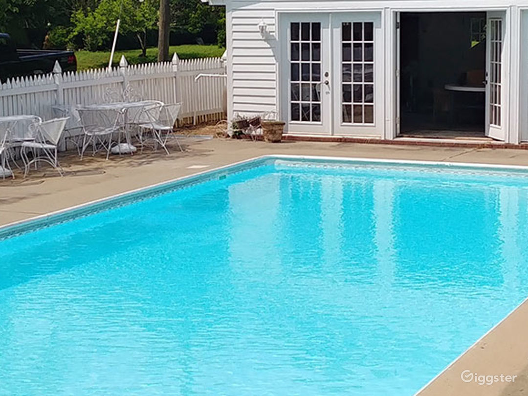 In-ground Pool Photo 1