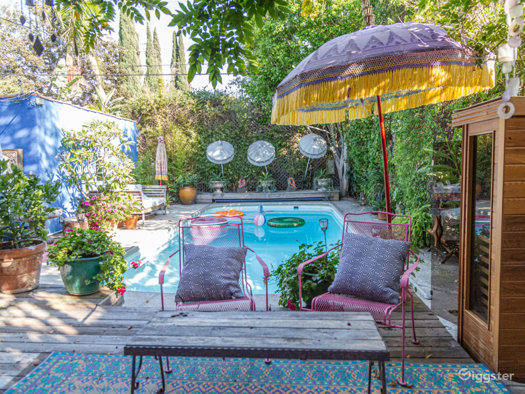 1920's Spanish Home w/ Pool in a Tropical Paradise Photo 1