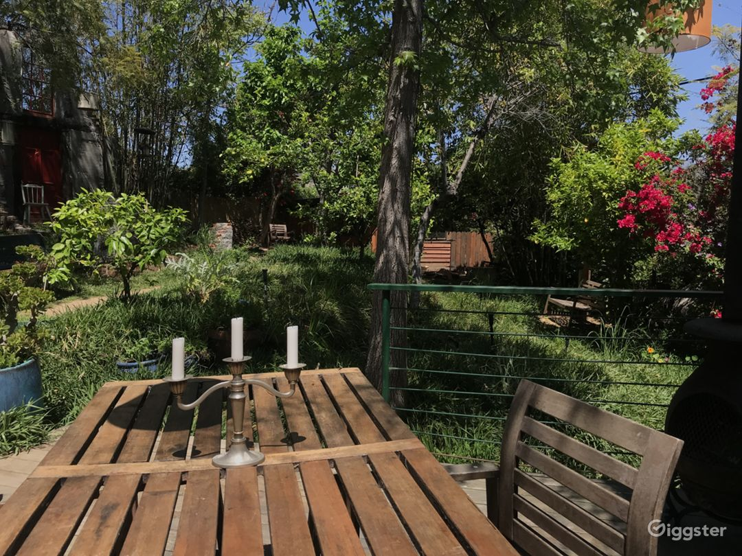 Eagle Rock Green Oasis Quirky Artsy Home Photo 2