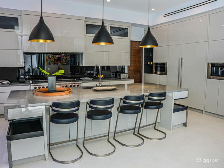 Modern Luxury Mansion Photo 5