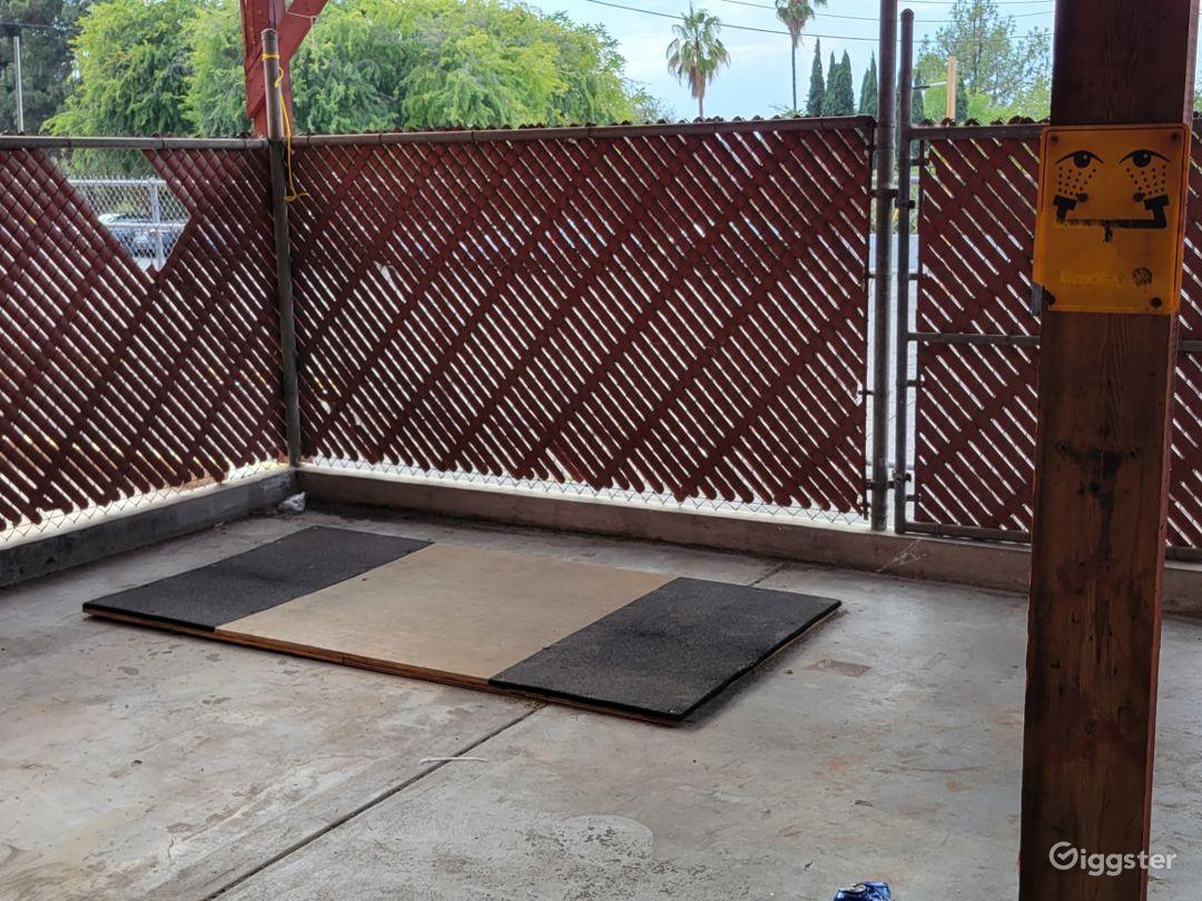 Spacious Fitness Outdoor Area #2 Photo 1