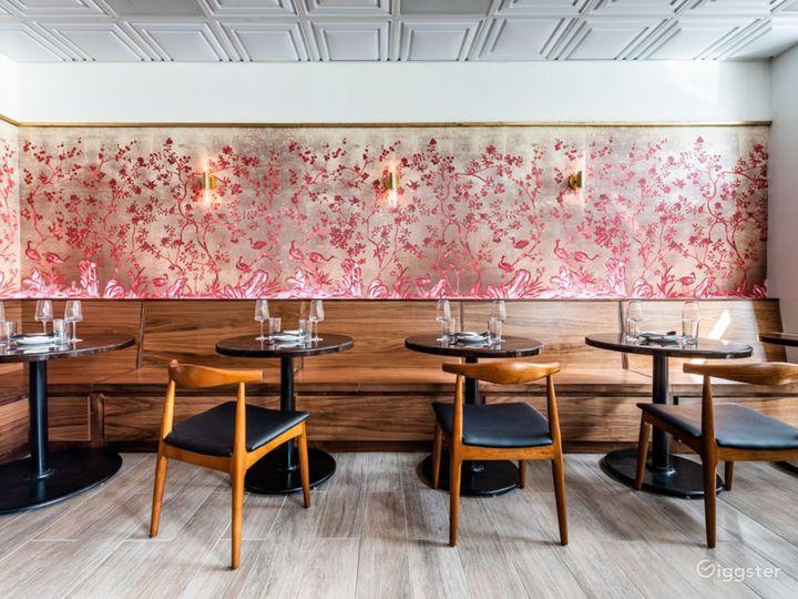 Glowing + Intimate Hong Kong Restaurant in Washington Photo 5