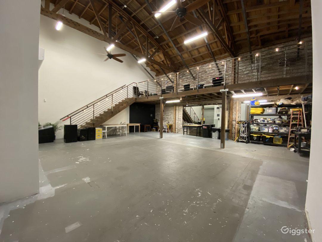 Industrial Central LA Loft Photo 1