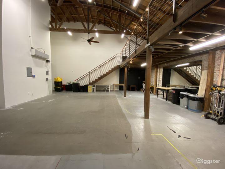 Industrial Central LA Loft Photo 5