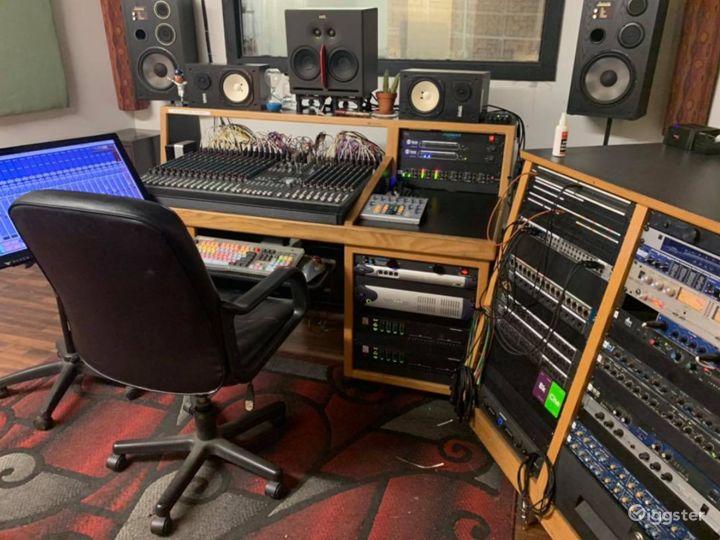 Professional Recording Studio w/Instruments&Mics Photo 5