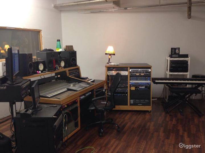 Professional Recording Studio w/Instruments&Mics Photo 3