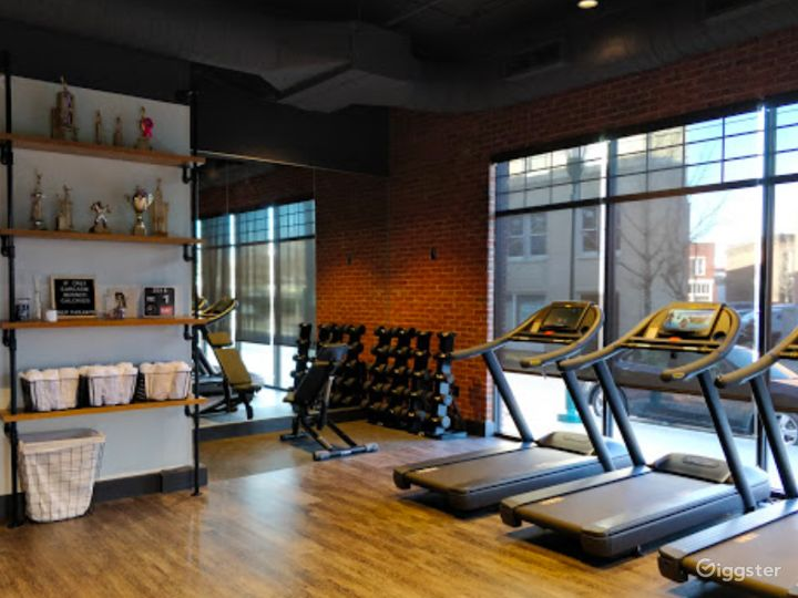 Our Modernly equipped Gym in Chattanooga Photo 3