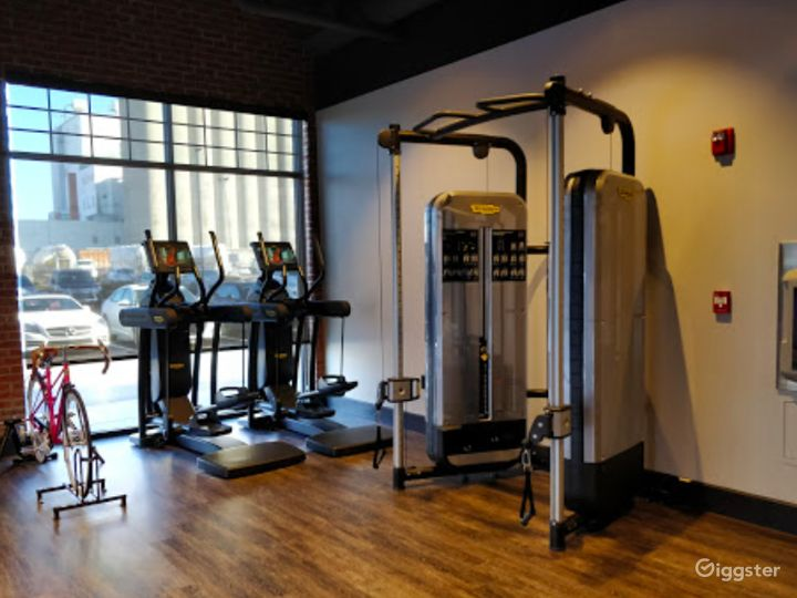 Our Modernly equipped Gym in Chattanooga Photo 5