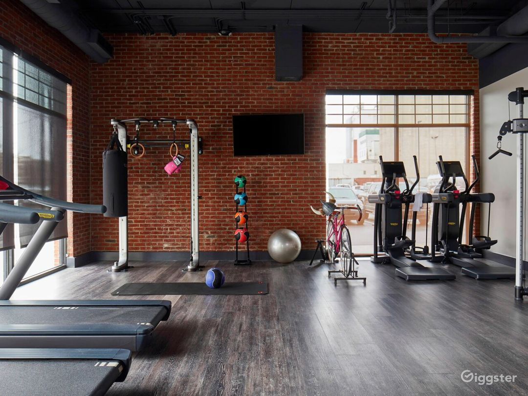 Our Modernly equipped Gym in Chattanooga Photo 1