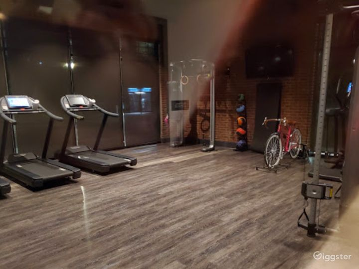 Our Modernly equipped Gym in Chattanooga Photo 4
