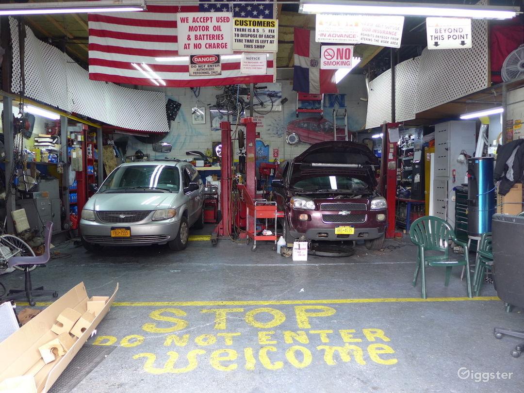 Brooklyn Auto Repair Garage Photo 1