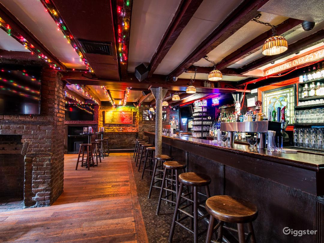 Basement Dive Bar in Greenwich Village Photo 1