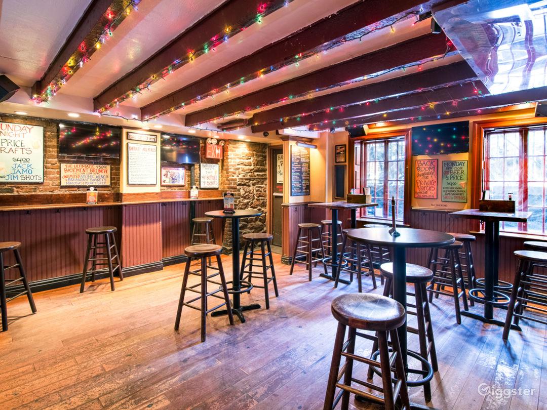 Basement Dive Bar in Greenwich Village Photo 3