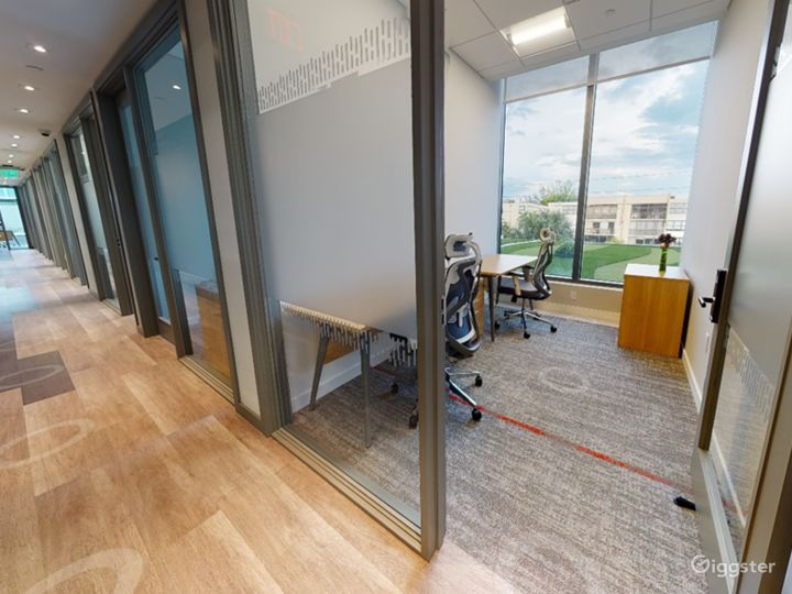 Private Office for 1-2