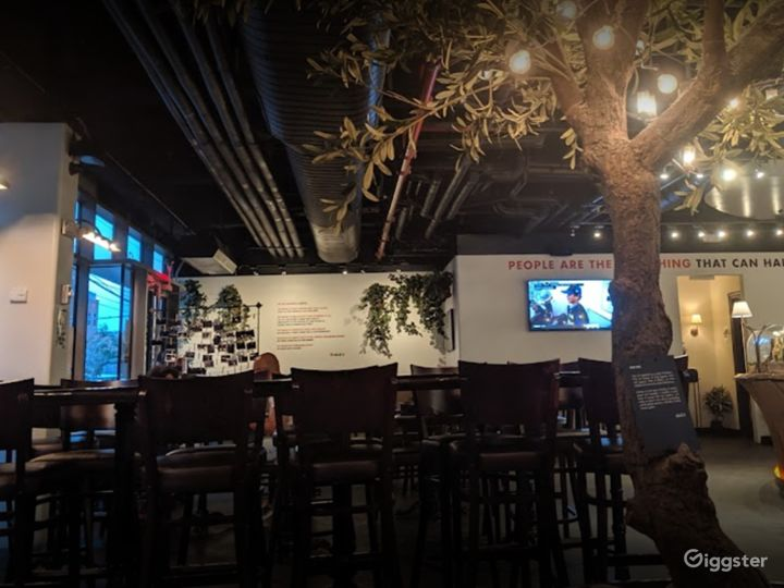 Restaurant with a cool vibe Photo 4
