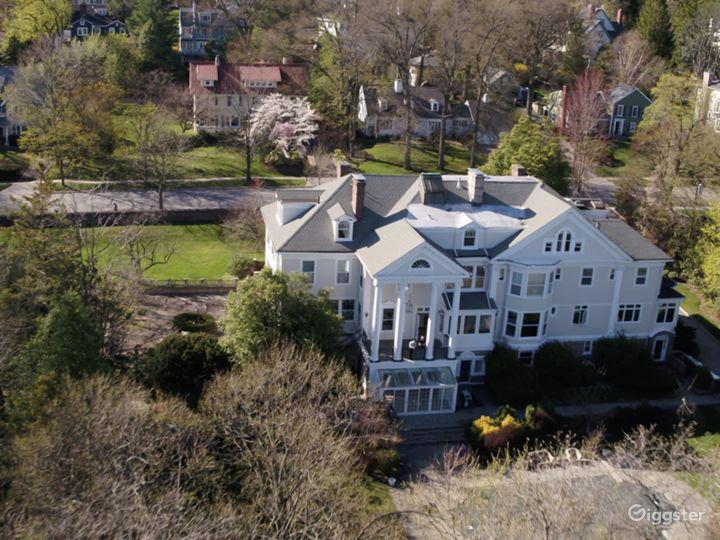 Scenic Victorian Mansion in Montclair, NJ Photo 3