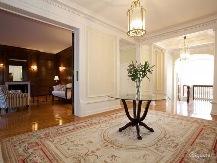 Scenic Victorian Mansion in Montclair, NJ Photo 4
