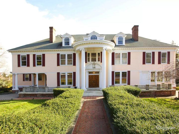 Scenic Victorian Mansion in Montclair, NJ