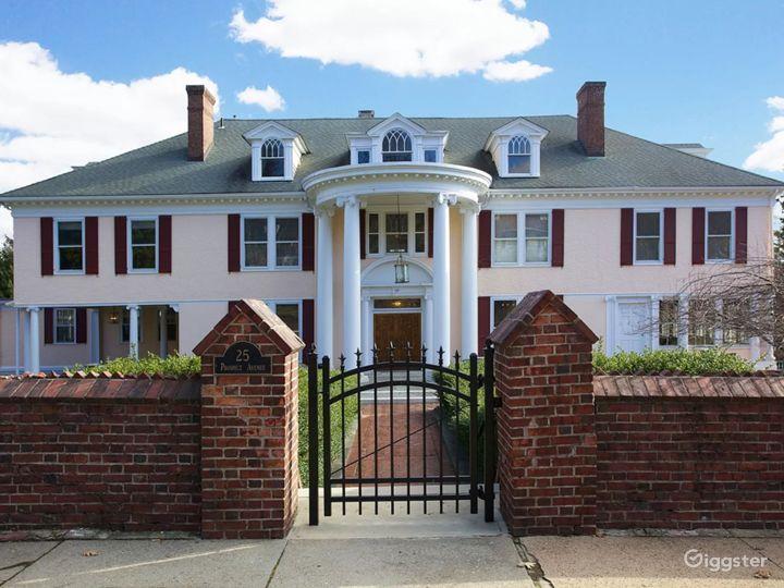 Scenic Victorian Mansion in Montclair, NJ Photo 2