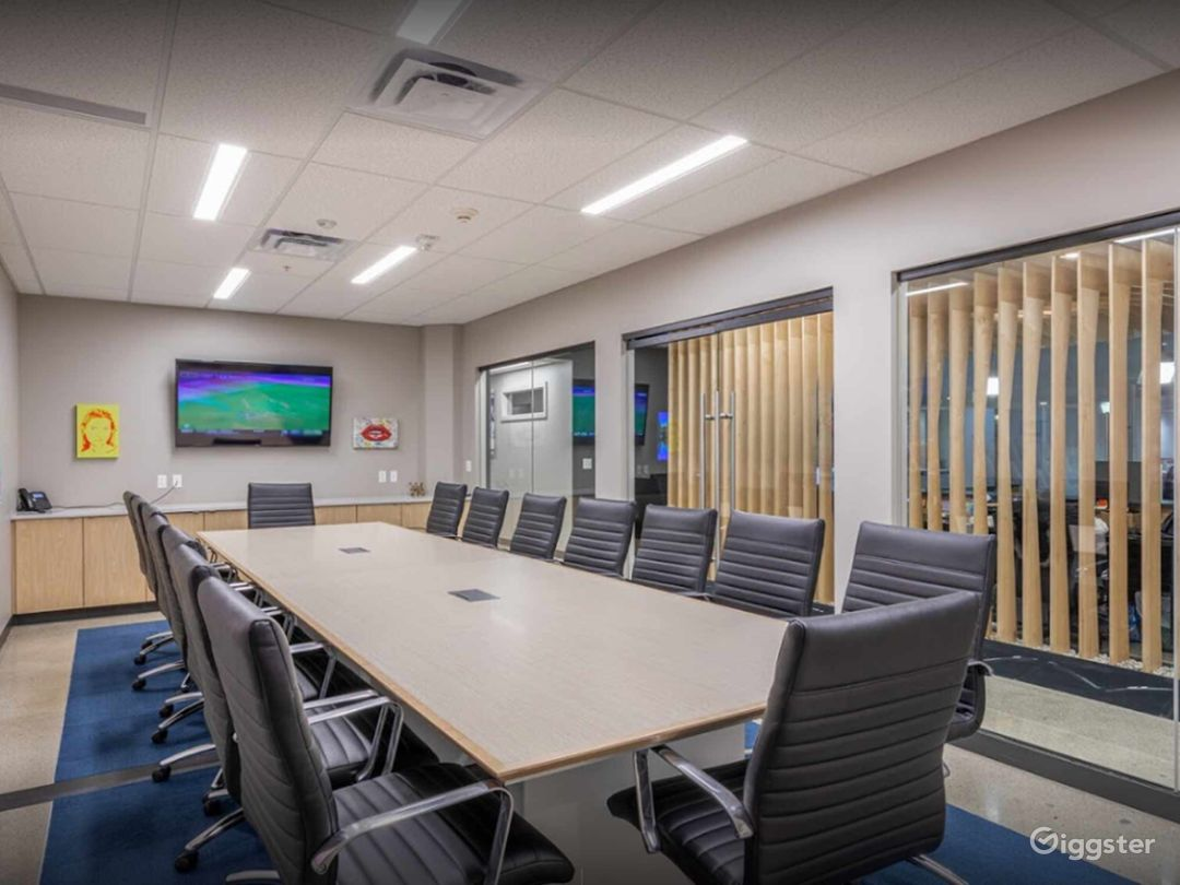 Safe and Clean Meeting Room in Spokane Photo 1