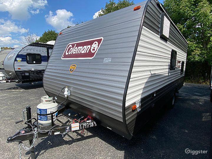 Brand New, Modern Coleman Lantern 17sq ft 17B Recreational Vehicle Photo 2