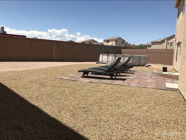 Modern Spanish Colonial Vegas Home Photo 5