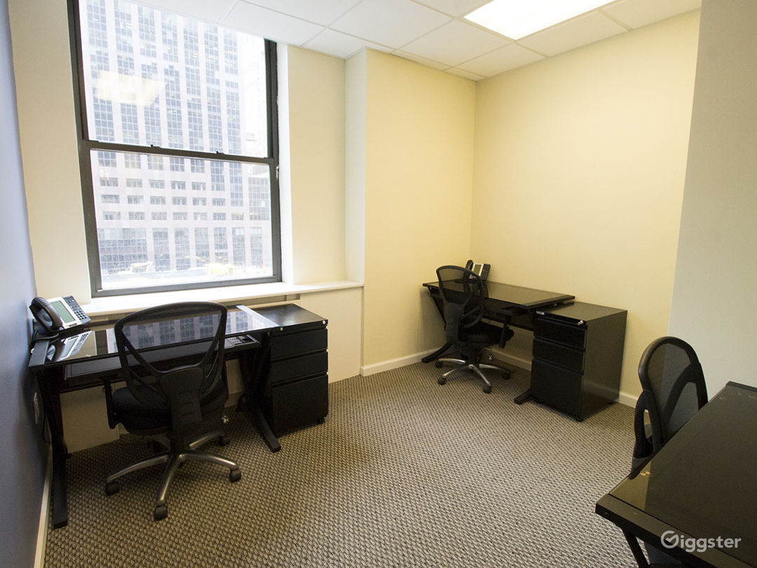 Breakout rooms available