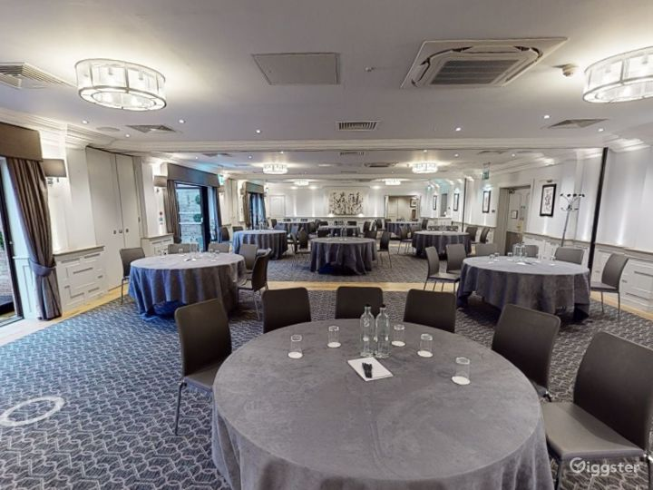 Large Event Space with Terrace Access in Oxford