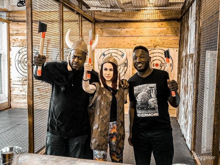 The Best Axe Throwing Bar Experience in Dublin, OH Photo 5