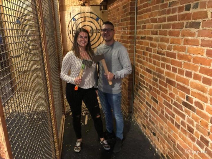 The Best Axe Throwing Bar Experience in Dublin, OH Photo 4