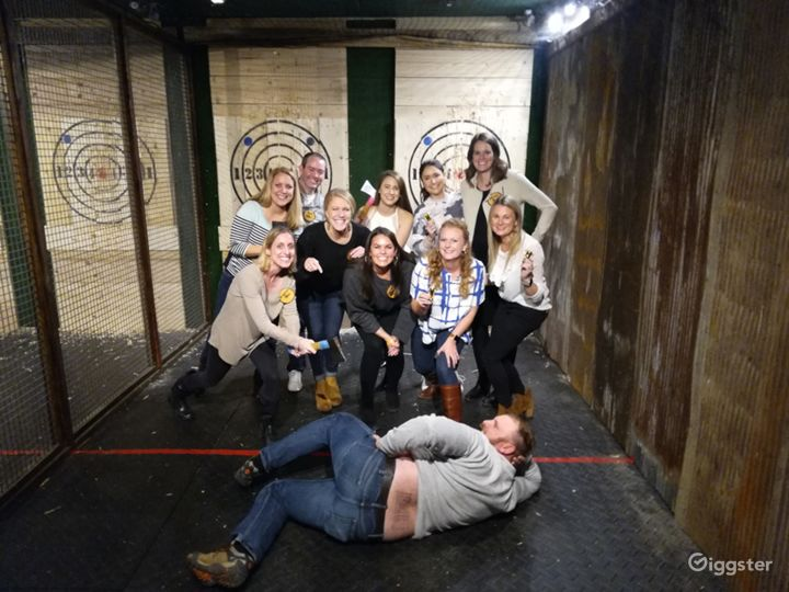 The Best Axe Throwing Bar Experience in Dublin, OH Photo 2