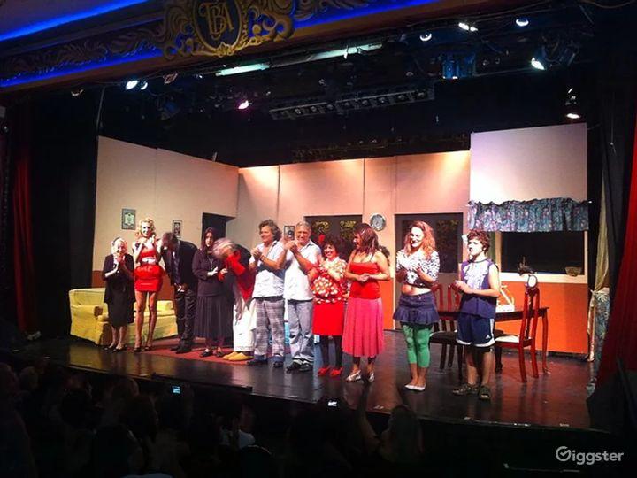 Hispanic Theater Venue in Miami Photo 3