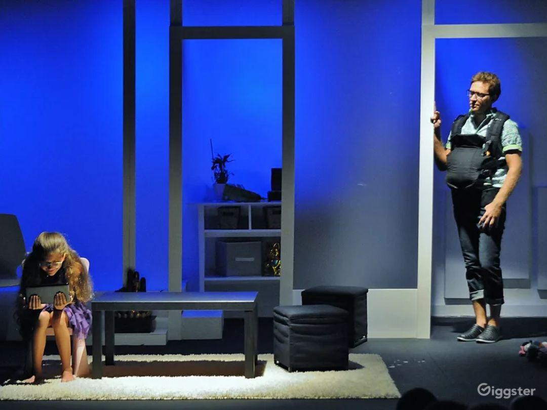 Hispanic Theater Venue in Miami Photo 1