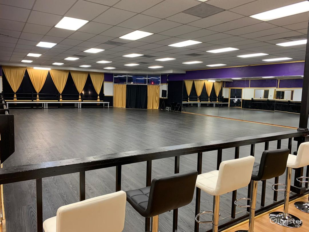 Expansive Studio Space for Events and Productions Photo 1