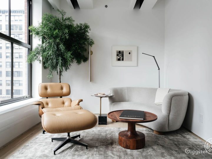 Contemporary/Mid-Century Luxury/Zen Bohemian Loft Photo 5