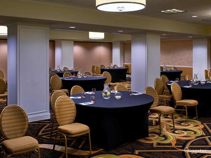 Extravagant Meeting Space