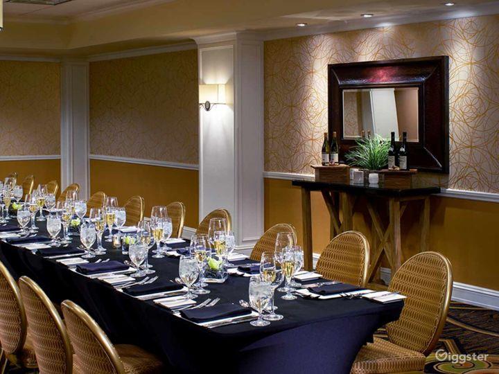 Extravagant Meeting Space Photo 5