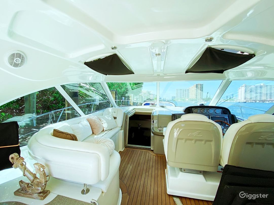 Superb 51FT SEA RAY Party Yacht Space Events Photo 1
