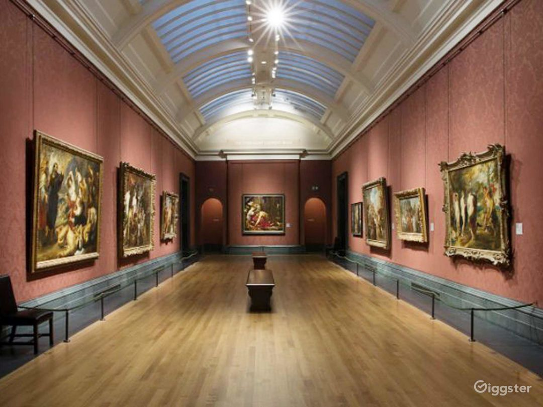 Yves Saint Laurent Room in The National Gallery Photo 1