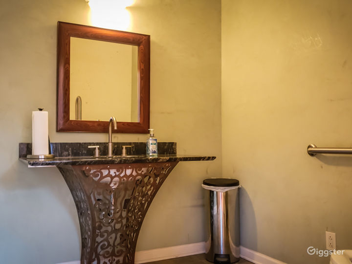 Two Luxury Bathrooms