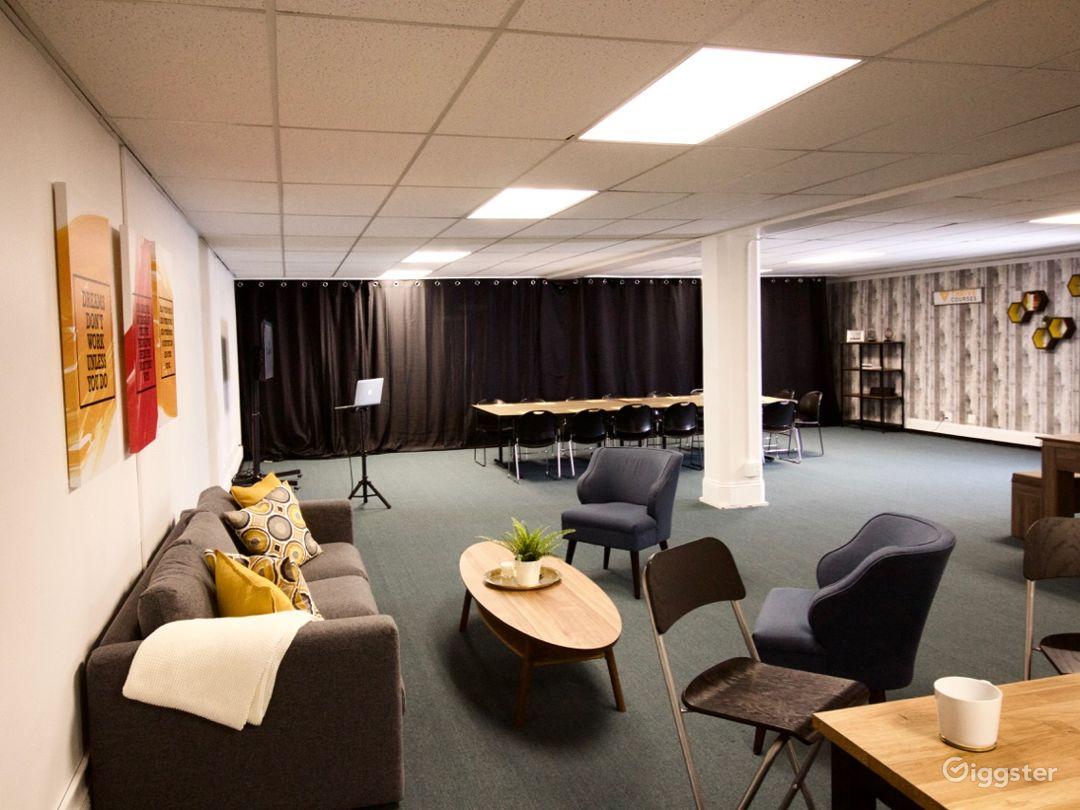 Versatile Event, Off-site & Production Space Photo 1