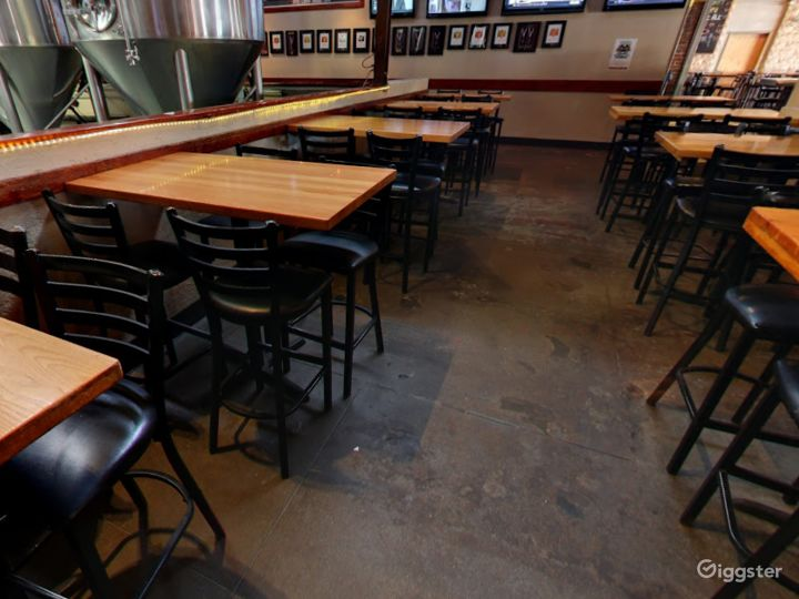 Dining Space in a Historic Taproom Photo 2