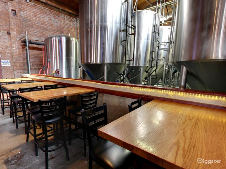 Dining Space in a Historic Taproom Photo 4