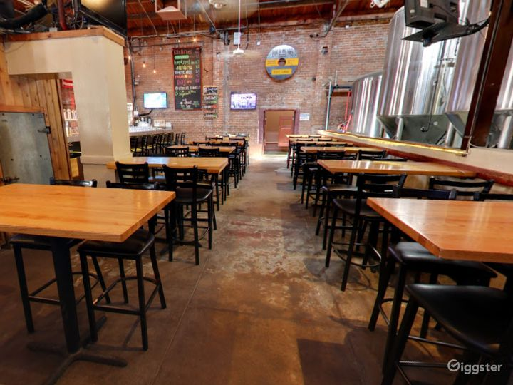 Dining Space in a Historic Taproom Photo 5