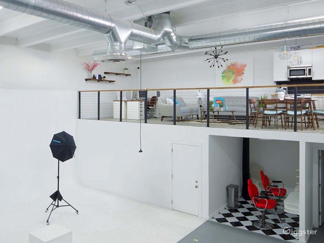 Multi-Purpose Studio & Event Space in Miami Photo 1