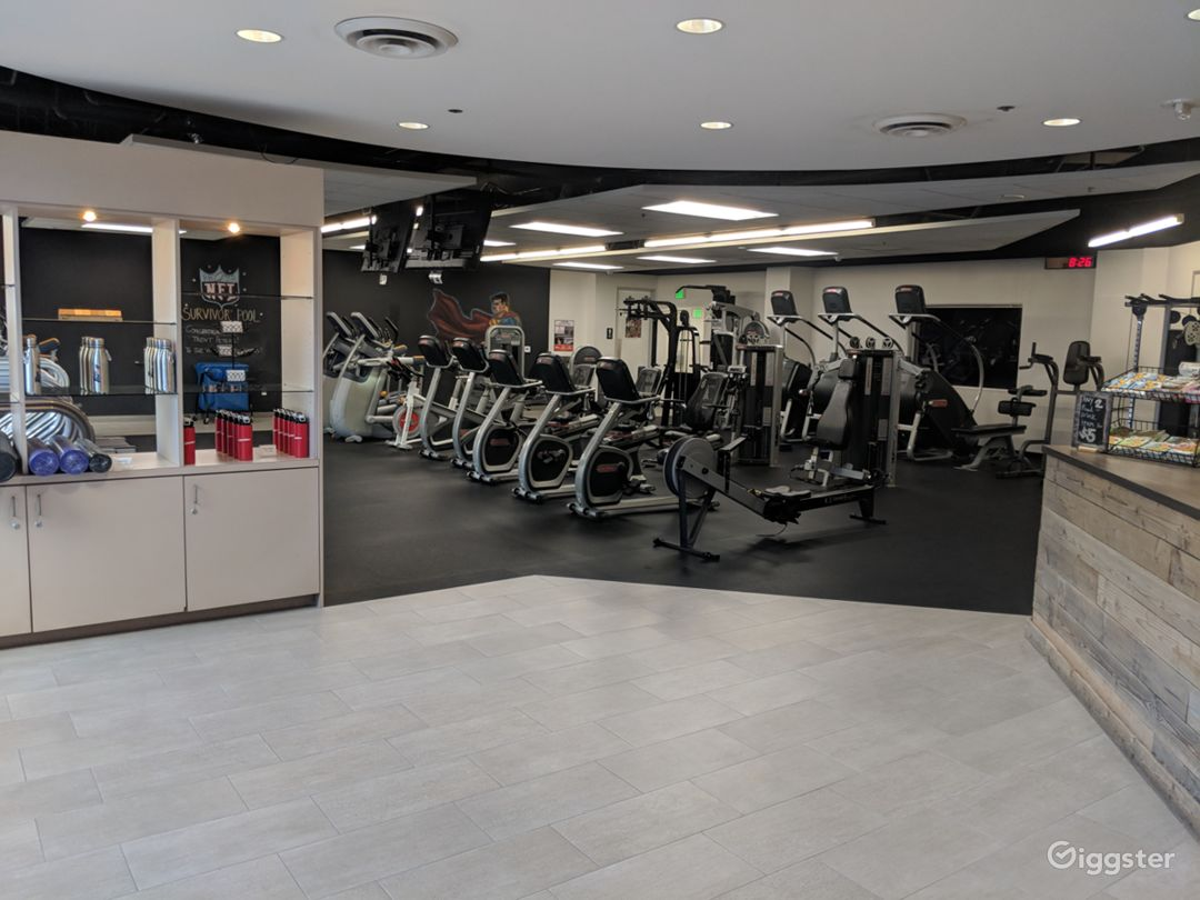 General Gym Area