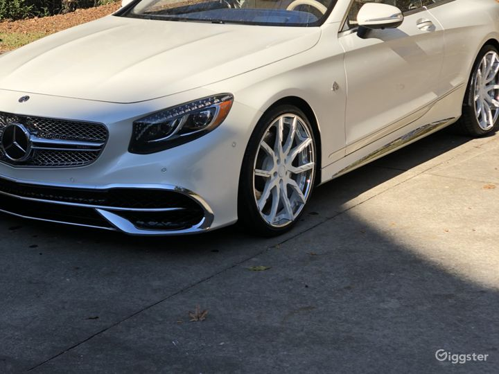 s650 maybach coupe