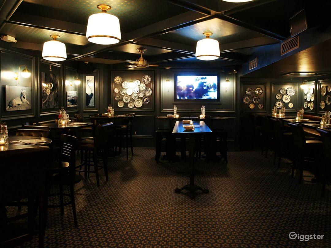 Tiny Dining Area in New York Photo 1